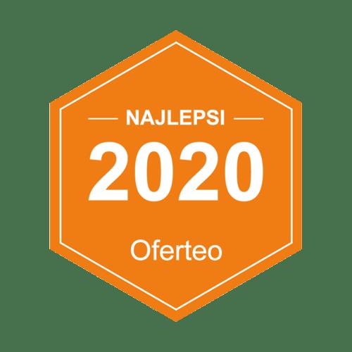 Najlepsi w 2020 oferteo.pl